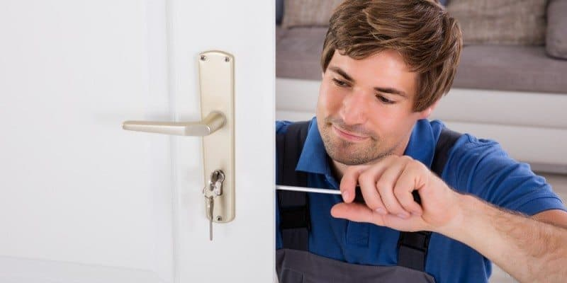 certified locksmith in London