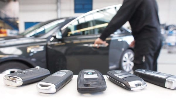 Car Key Replacement London