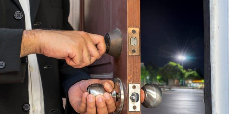domestic locksmith in london