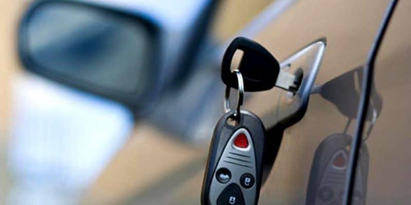 lost car keys london