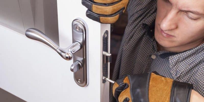 change front door locks locksmith
